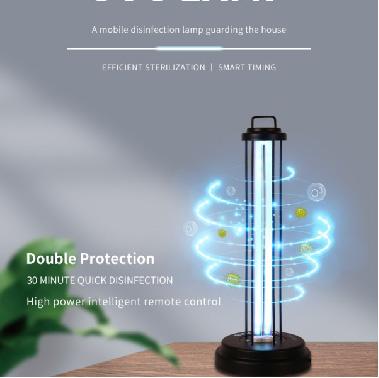 lampara germicida eficiencia